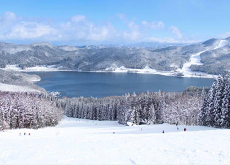 3. Hakuba Sanosaka Snow Resort