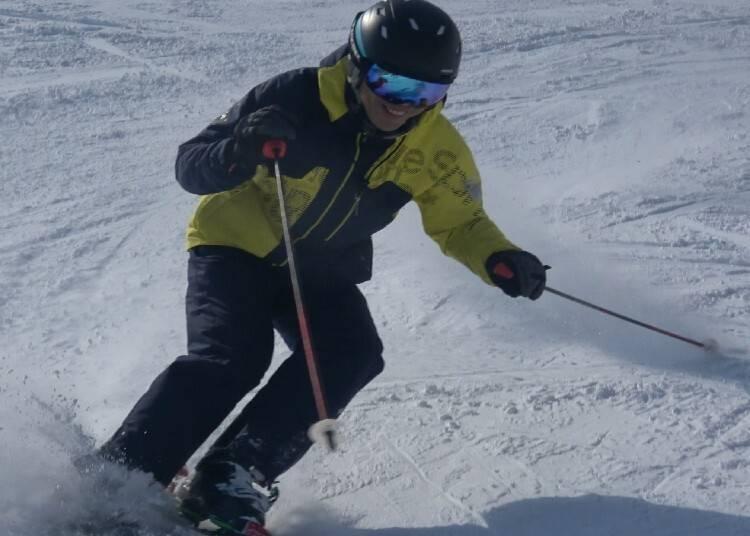 Hakuba Ski/Snowboard Video Service: HAKUBA-Labo