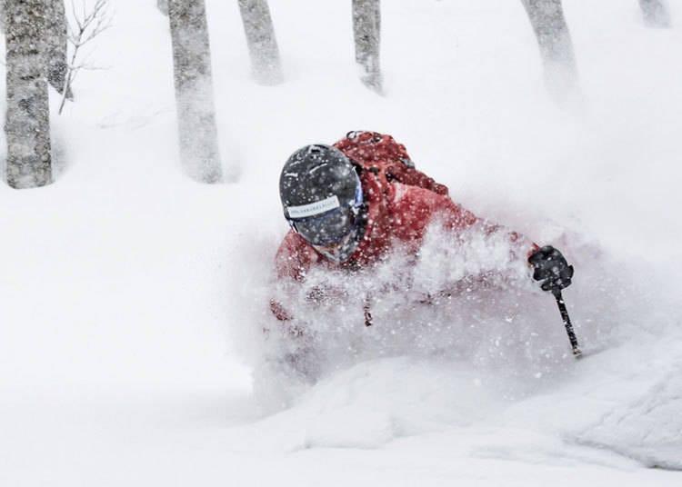 使用白馬滑雪場「HAKUBA VALLEY TICKET」共通票券享受超值優惠!