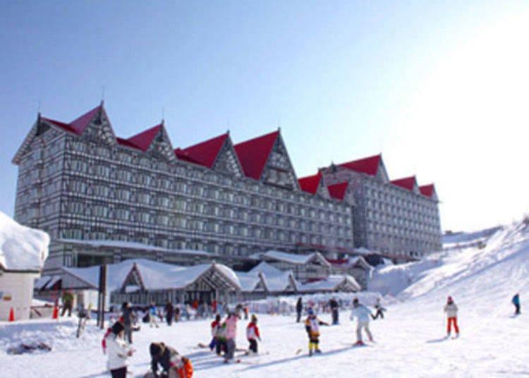 HAKUBA VALLEY滑雪場⑥白馬Cortina滑雪場(適合高手)