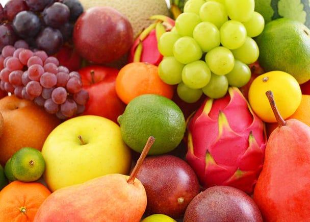 おいしいのは認めるけど、果物の値段が高すぎる!