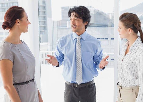 シャイすぎる日本人、英語が話せるのに話してくれない!