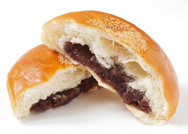 パンの人気No.1は和と洋が融合した「あんパン」