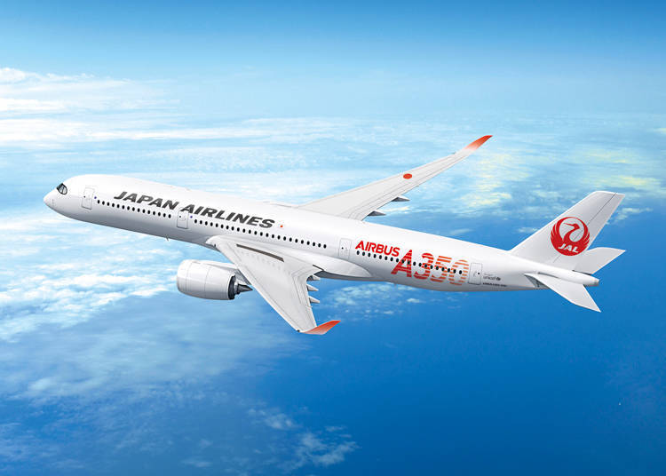JAL Offers 100,000 Free Tickets for Japanese Domestic Flights