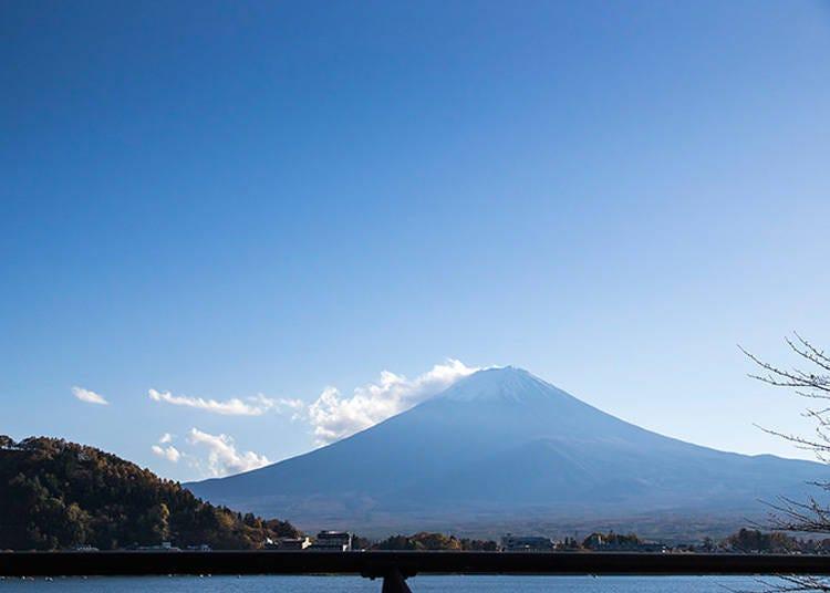 最適合爬富士山的季節