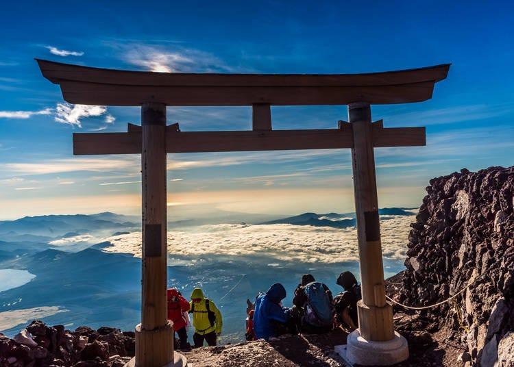 適合新手的富士山登山嚮導團