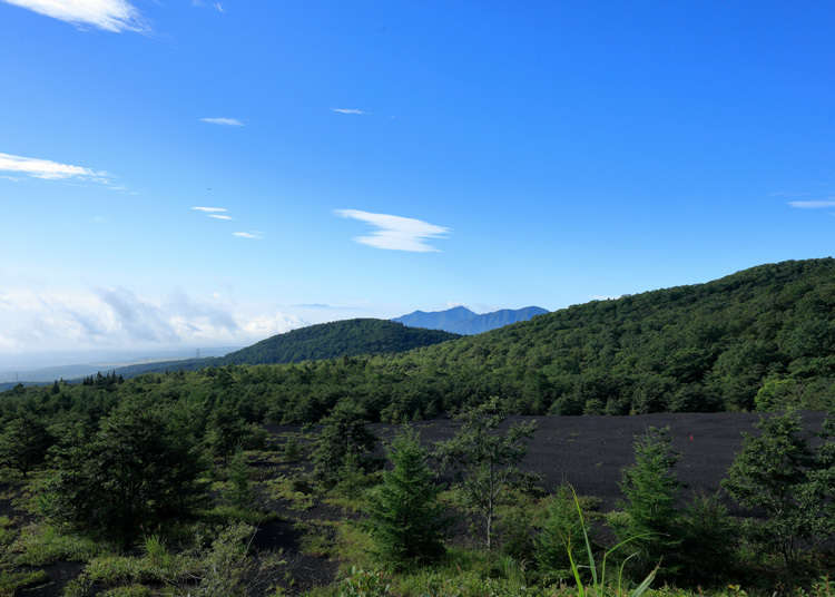 For Advanced Mt. Fuji climbers! Guide to the Gotemba Trail