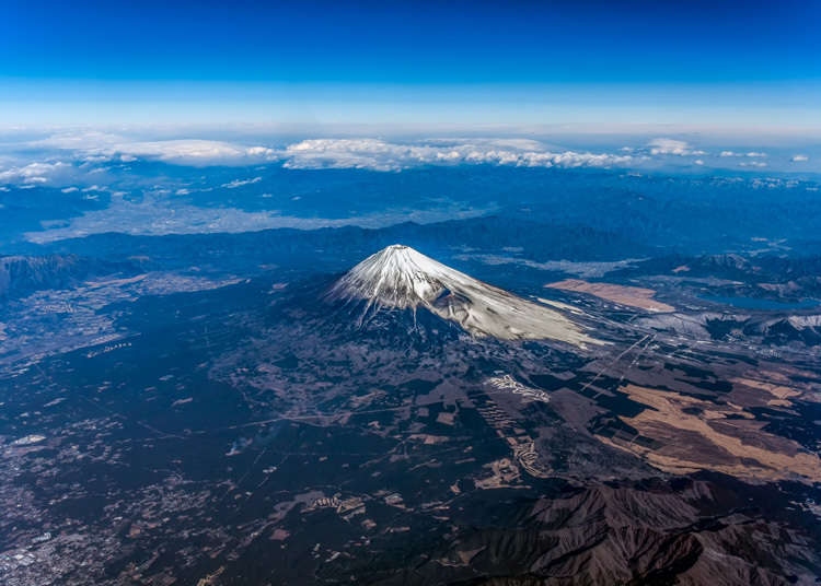 富士山登山前必知的裝備指南!富士山的天氣概況&推薦服裝