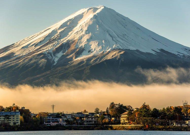 冬天是攀登富士山最危險的季節
