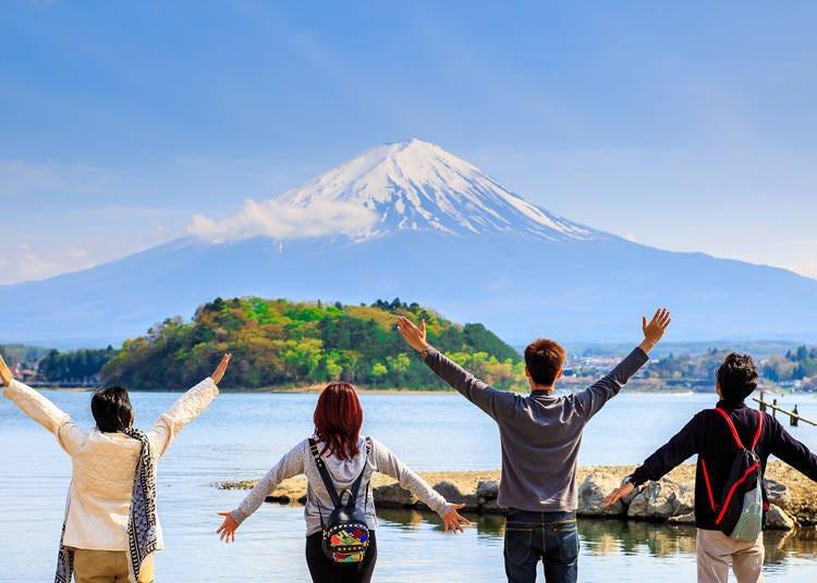 安全登山至上!爬富士山前的裝備、服裝準備很重要!