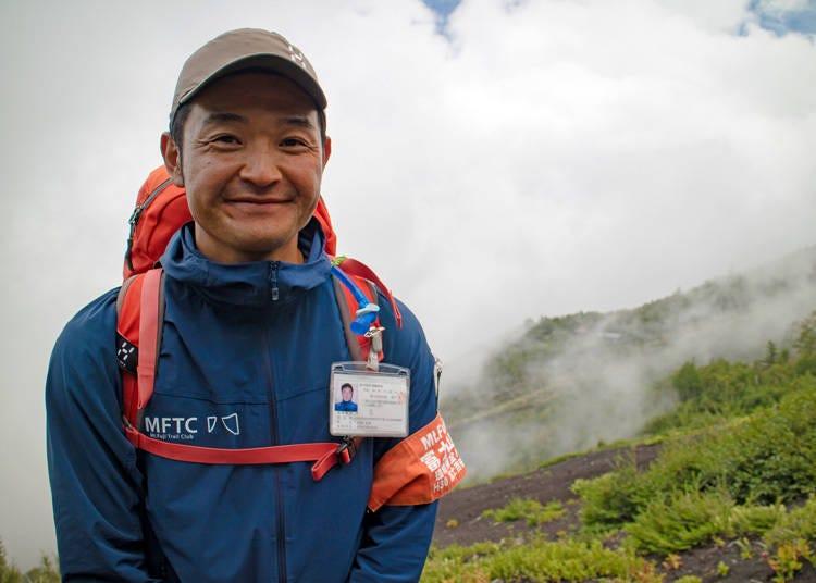 When to Hike Mt. Fuji