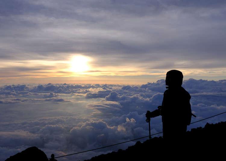 日本登山向导现身说法!爬富士山前人人都该知道的「基本登山注意事项及规范」