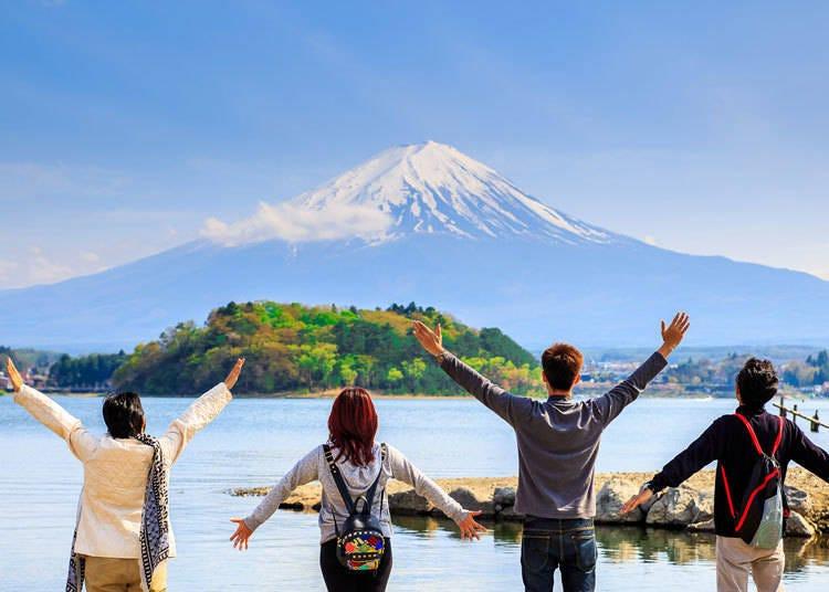 去富士山周邊旅遊,會選擇自助還是跟團?