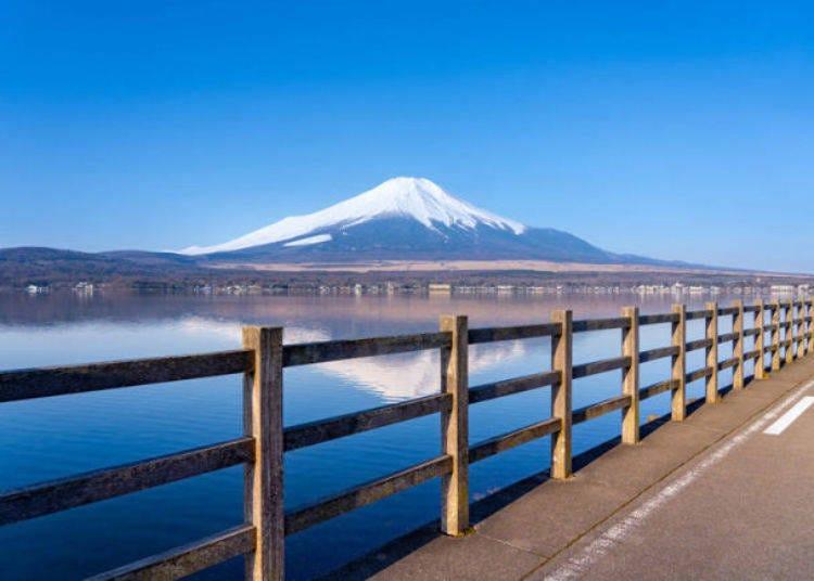 富士五湖的基本概要