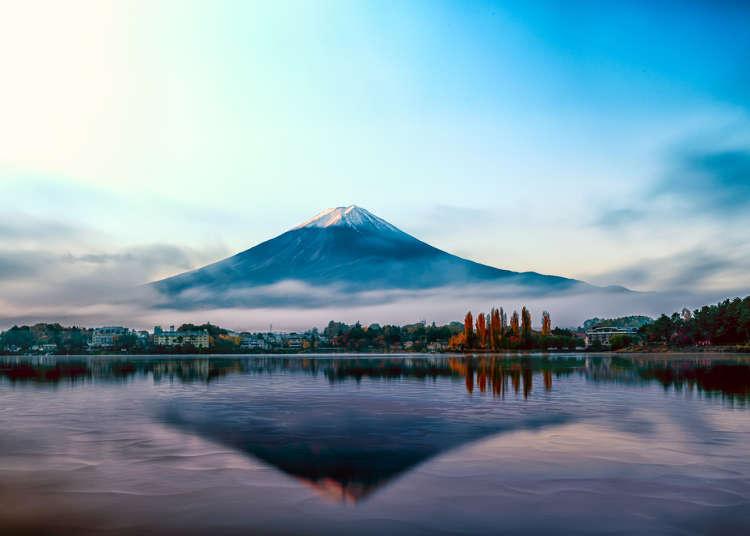 富士山顶是私人土地?10个你有所不知的富士山冷知识与秘密