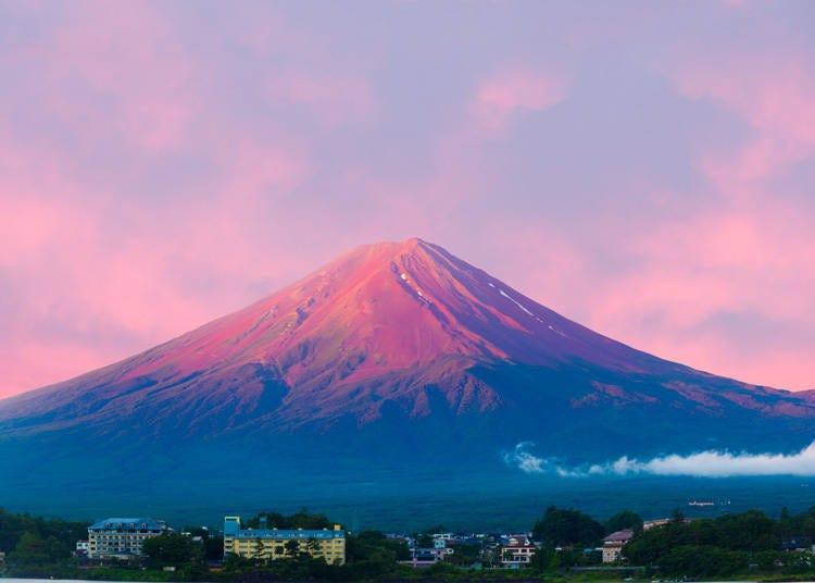 【富士山の秘密2】 赤富士は縁起がいいといわれる理由とは?