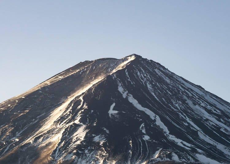 5. 富士山曾经不是日本最高峰