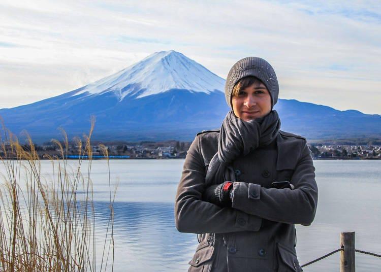 10. 第一位登上富士山的外国人