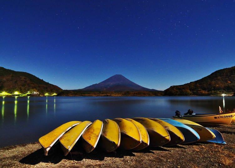 精进湖的魅力特色