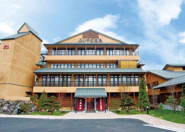 Fujiyama Onsen and Fujiyama Museum are must-visit spots as well
