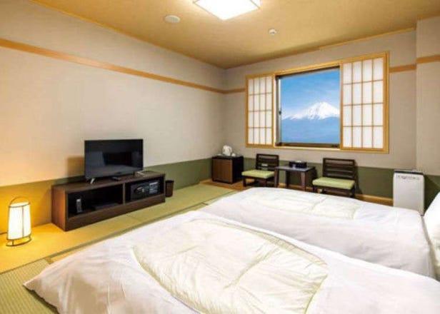 富士山住宿选择多多!富士山周边「近一年内翻新&新开幕」饭店、旅宿设施3选