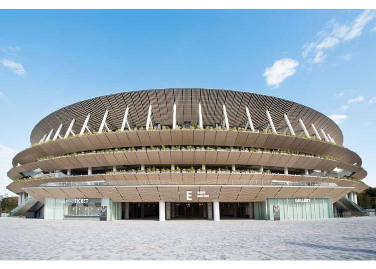 スポーツの聖地「国立競技場」