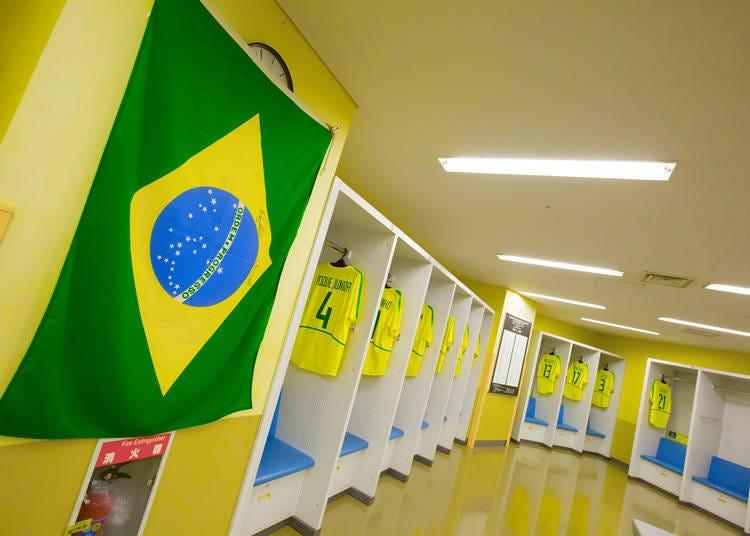橫濱棒球場&橫濱國際綜合競技場周邊推薦觀光①「世界盃足球競技場」參觀行程