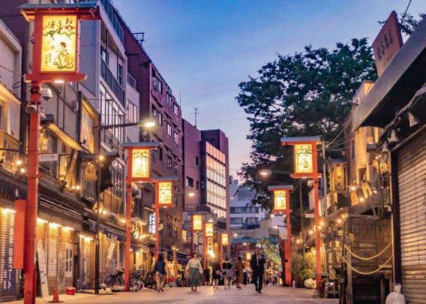 東京江戶「兩國國技館」周邊美食、觀光景點懶人包