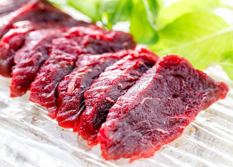 日本でしか食べられない!?クジラ肉のジャーキー