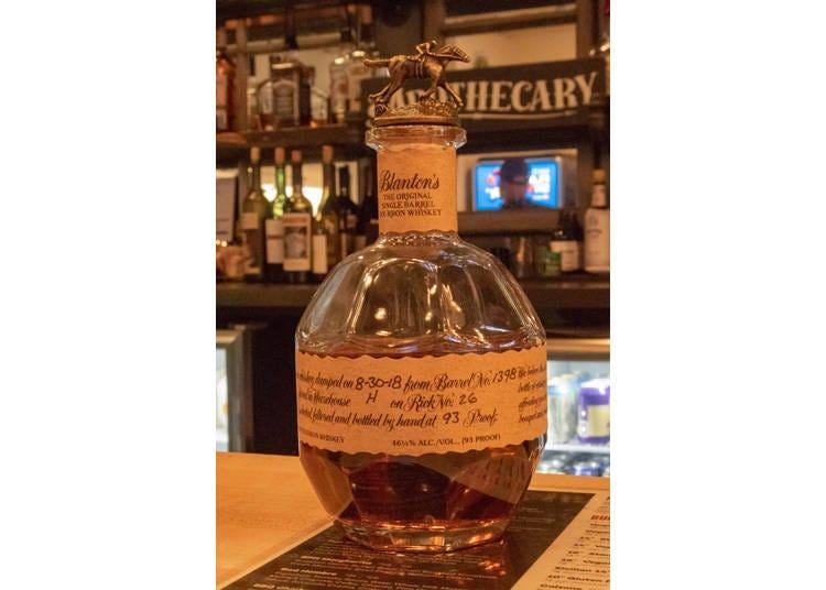 アメリカのウイスキーブランドで、日本限定の商品を発見!
