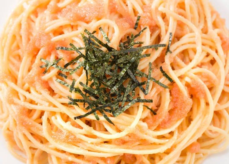 """""""Japanese pasta is not Italian!"""""""