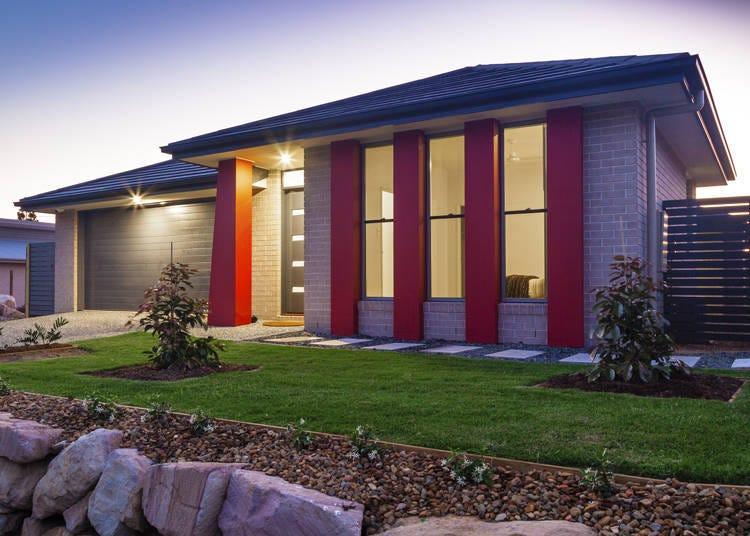 オーストラリアの家のタイプ
