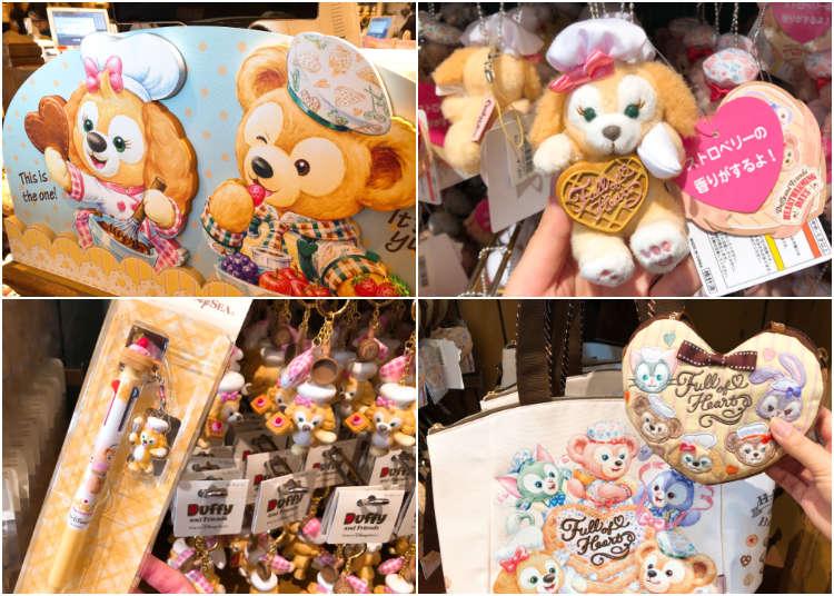【東京迪士尼海洋】達菲新朋友「可琦安」亮麗登場!以及溫馨節目「達菲與好友窩心時光」只到3月19日!