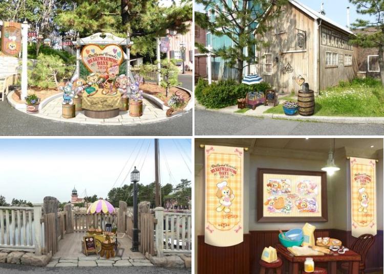 ■可愛園區裝飾