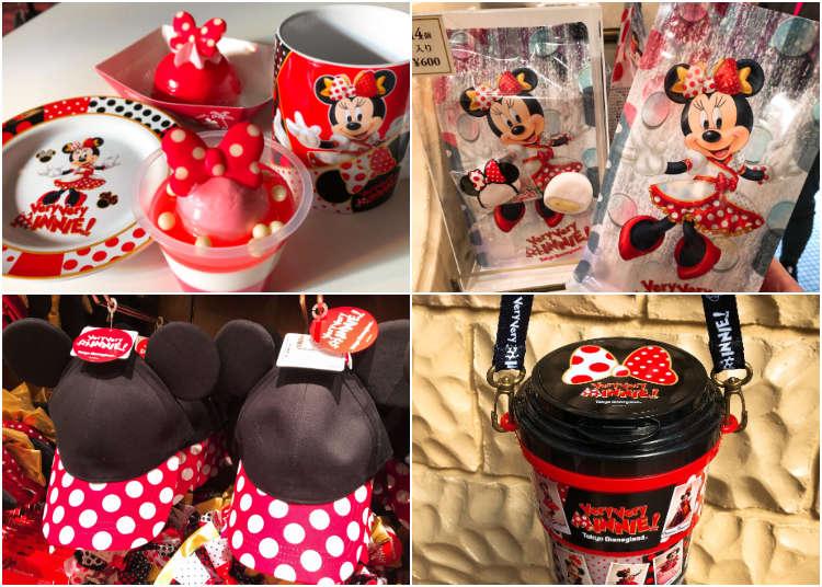 【東京迪士尼樂園】給你滿滿的米妮「魅力魅力米妮!」特別節目只到3月19日!