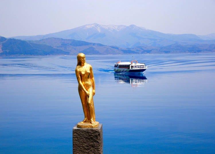 9. Patrick from Philadelphia recommends Lake Tazawa in Akita