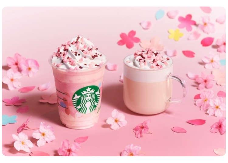 日本星巴克2020櫻花系列商品第一彈!2月15日搶先在店內賞櫻吧~