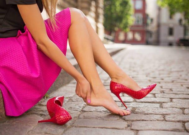 これでLサイズ!? 日本の靴は小さすぎてショック!