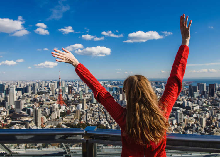 How Much do Tourists Really Spend in 'Expensive' Japan?