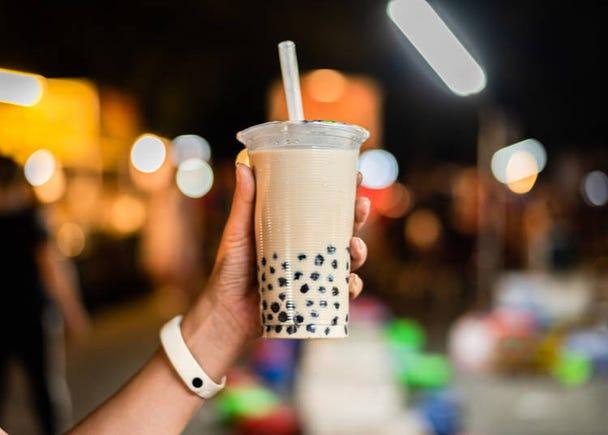 Bubble tea - A Unique Drink