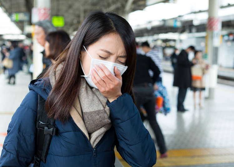 住在日本的台灣人這樣注意感染疾病!實際的生活狀況分享※僅為受訪者個人意見