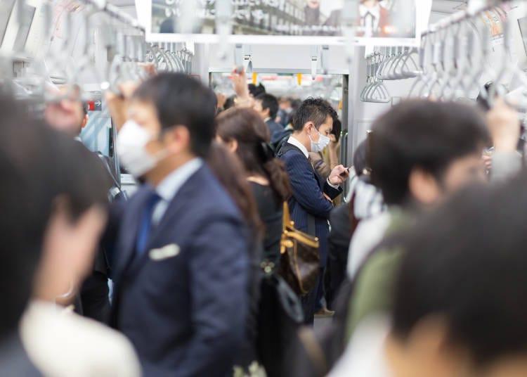 台灣人在日本都是如何預防傳染病的呢?