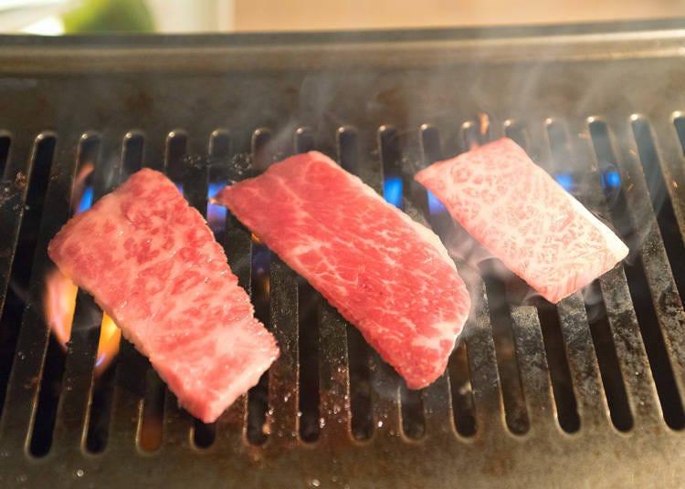 上野和牛烤肉吃到饱1)A4、A5等级和牛任你吃!史上最强CP值无所能及-「肉屋台所 上野店」