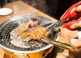狂吃也不怕!上野和牛燒肉吃到飽3選
