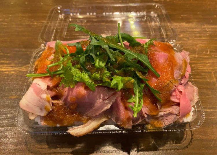 上野でテイクアウトOKのおすすめ店3選! お寿司、カツサンドなど地元民も絶賛の美味しさ
