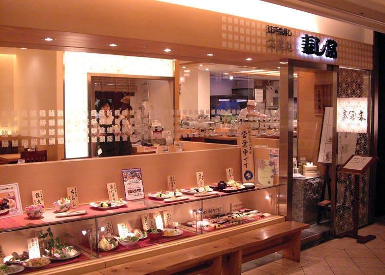 上野必吃外带美食1.职人现握平价寿司品质有保证-「海鲜处寿司常 atre上野店」