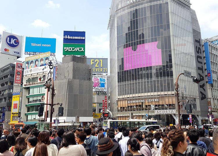 【東京景點大對決】澀谷vs池袋!你會推薦哪個地點給想旅遊的朋友呢?