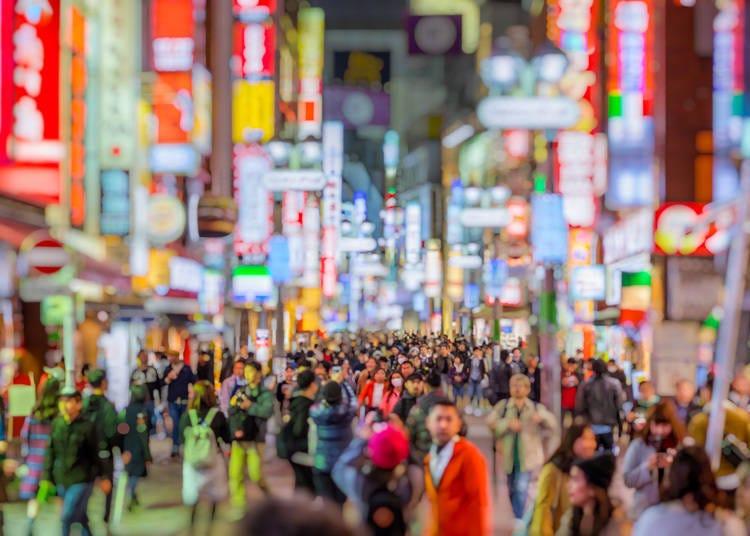 Where will you go next? Shibuya or Ikebukuro?