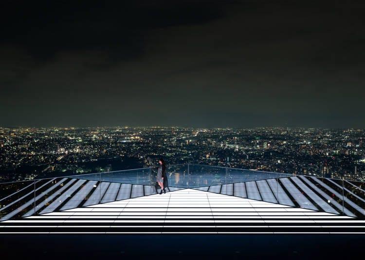 澀谷一日遊:晚上6:30 » 在SHIBUYA SKY俯瞰不夜城澀谷