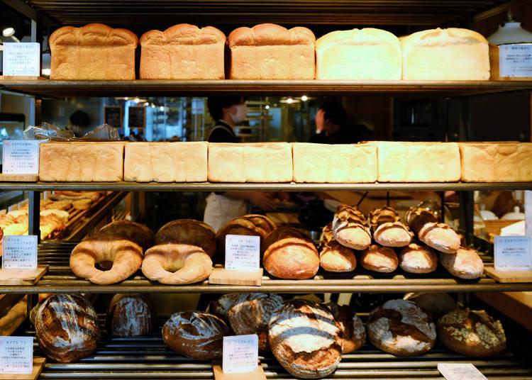 Breakfast in Shibuya: Top 3 Bakery Cafes in Shibuya, Town of 'Bread Wars'